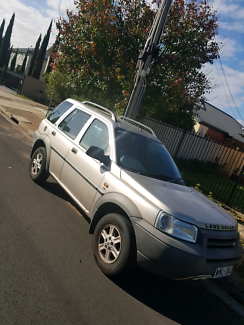 Land rover 2002 SUV v6 very low kilometer Ascot Park Marion Area Preview