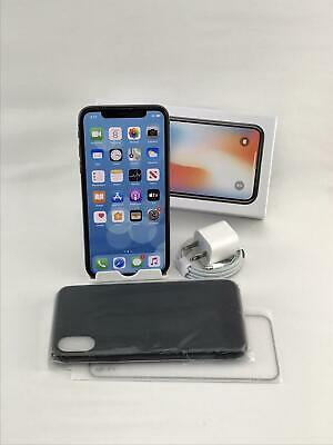 Apple iPhone X A1901 256GB Space Gray! CHECK DETAILS! GSM Unlocked phone!