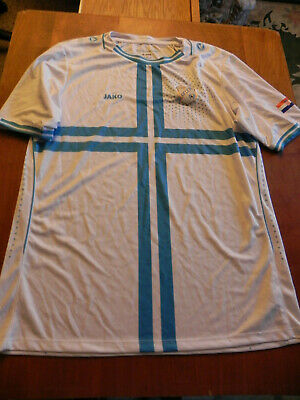 JAKO 2015 HNK RIJEKA Football FUTBOL Soccer Shirt Jersey size XXL XXXL CROATIA image