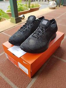 Nike Flyknit Racer Black & Anthracite US 8 Sydney City Inner Sydney Preview