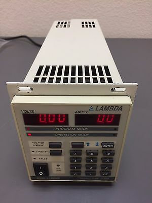 Lambda Lls-6008 Regulated Dc Power Supply