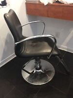 2 HairStylist chairs for sale