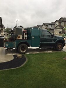 Welding rig 2011 Ford f 350