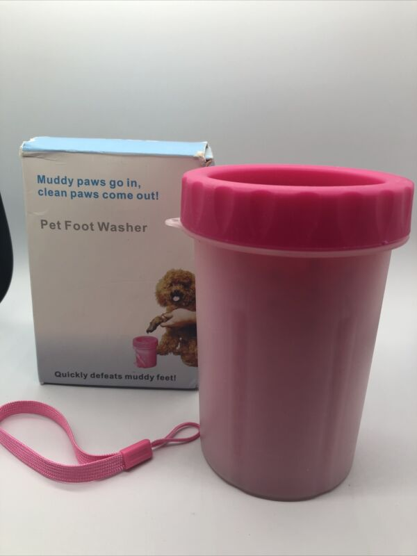 pet foot washer Large