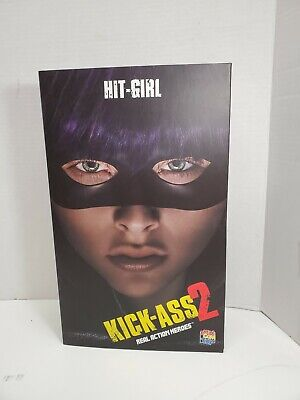 Kick-Ass 2 Real Action Heroes Hit Girl 1/6 Scale Figure Real Action Hero Figure