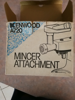 Kenwood mincer attachment A720