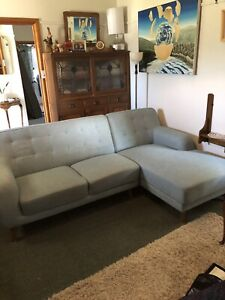 Wanted: Must be sold !! $500 per couch !! Bargain Bargain !!
