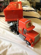 Cars (lightning McQueen) toy truck Adelaide CBD Adelaide City Preview