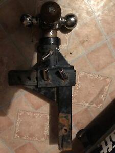 Barre de tire ajustable 3boule