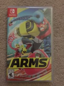Arms nitendo switch game ! 45$ !