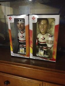 2002 Canada NHL Gold Medal Bobble Heads