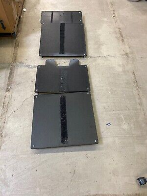 Lot Of 4 Steris Surgical Table X Ray Boards 9309-287 289-6 288-7 7763-001-2