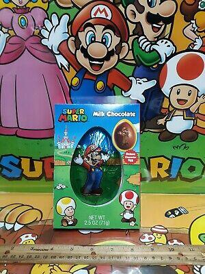 Super Mario Milk Chocolate Easter Egg