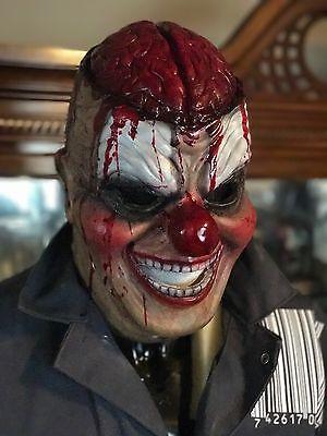 Slipknot Clown Mask TTE Brained Version