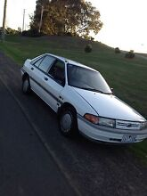 Ford laser Ghia low 99kms Melbourne CBD Melbourne City Preview