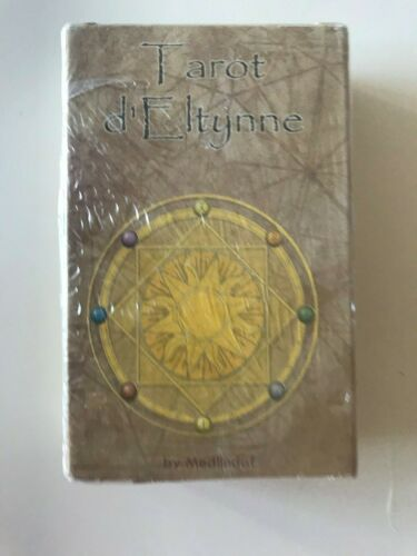 OOP HTF RARE D`ELTYNNE TAROT CARDS DECK NEW UNUSED FACTORY SEALED AND SIGNED