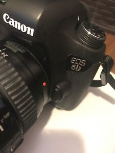 Canon 6D (Mark I) 24-105mmF4 IS 50mm f1.8 II