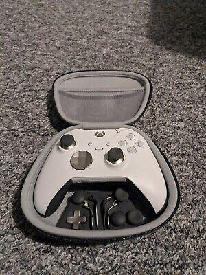 Microsoft Xbox One Elite Wireless Controller - White (SEE DESCRIPTION)