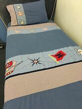 Pirate single quilt cover set Redcliffe Belmont Area Preview