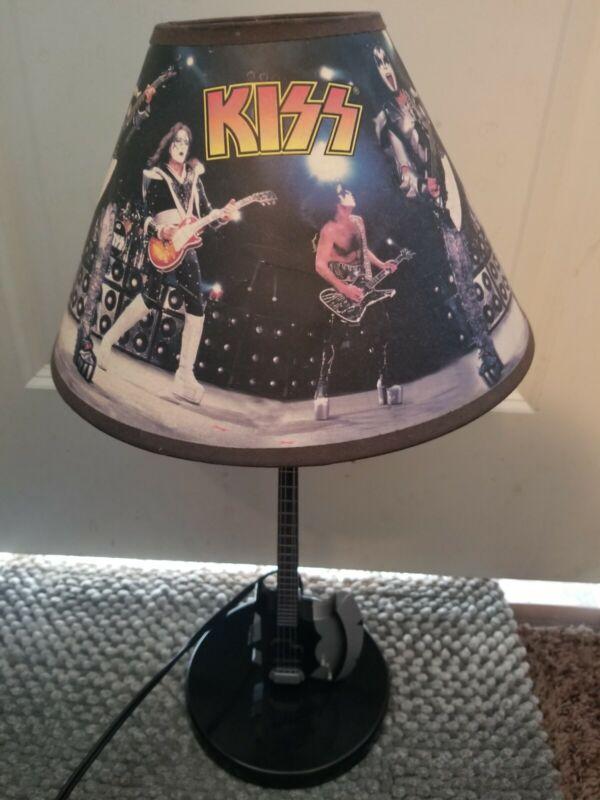 KISS Axe Bass Lamp -