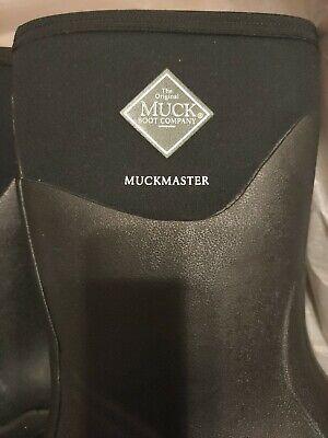 Muck Boots Company Adult Men's/Women's EDGEWATER II MID,  Neoprene Rubber UK 6