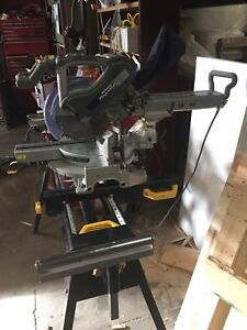 Maximum miter saw with stand