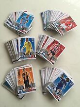 Match Attax Soccer Cards 2014 - 2015 Norwood Launceston Area Preview