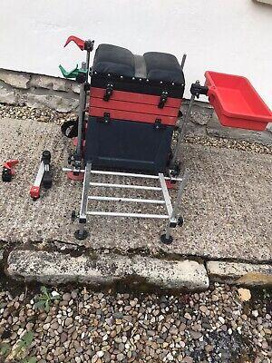 Abu Garcia Optopus Match Fishing Seat Box