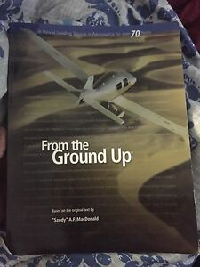 """Aviation Textbook """"From the ground up"""""""