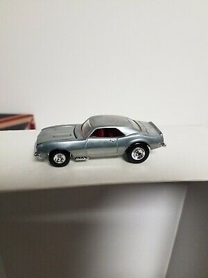 Hot Wheels Heavy Chevy Camaro RARE ZAMAC RARE LOOSE  RARE LOOK!!!!