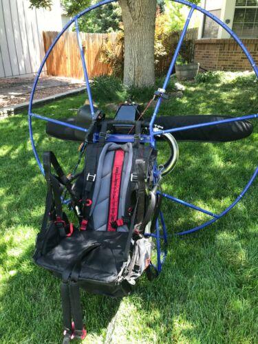 Blackhawk 125 Powered Paraglider