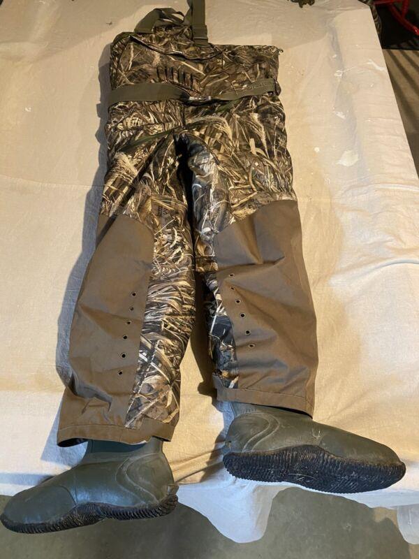Banded Redzone Waders