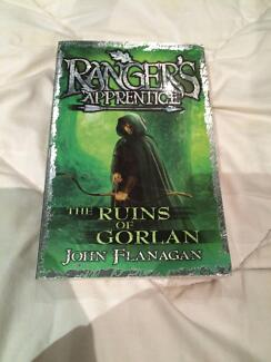 Ranger's Apprentice: The Ruins of Gorlan Trigg Stirling Area Preview