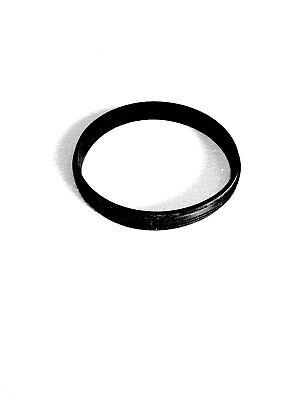 Pellet Dichtung DN 80 mm Rauchrohr Ofenrohr Gummi Ersatz Schwarz Silikon Neu (Dichtung Rohr)