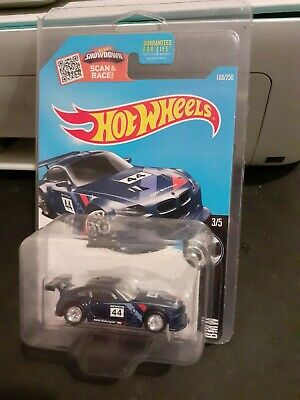 Hot Wheels 2016 Super Treasure Hunt 'BMW Z4 M Motorsport w/Protecto
