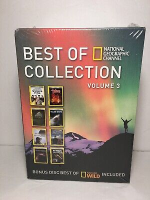DVD: Best of National Geographic Channel Collection, Volume 3 - New 6 DVD