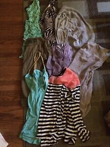 Lot of Clothes Size XS 50 + Items