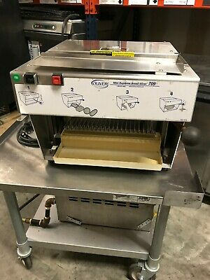 Oliver 709 Countertop Bread Slicer 115v