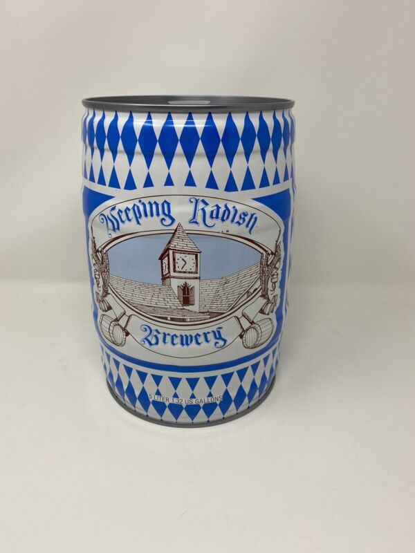 USBC 178-8 5L Weeping Radish Brewery Beer Can