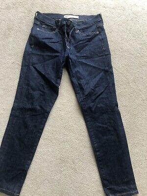 gap girlfriend jeans 28P - True Skinny Ankle Jeans