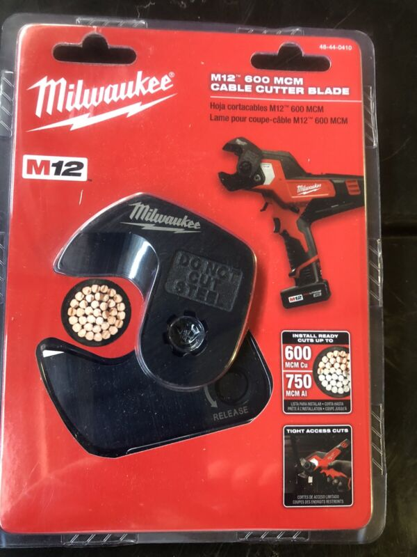 Milwaukee Cable Cutter Blade