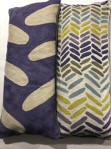 Nancybird cushions