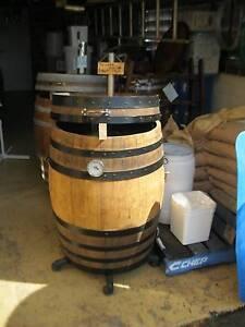 Wine Barrel Smoker Sale or Hire Parramatta Park Cairns City Preview