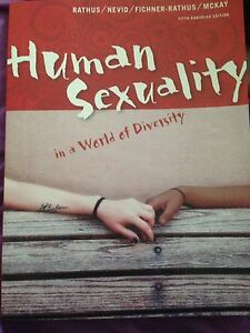 Human sexuality text book  Windsor Region Ontario image 1