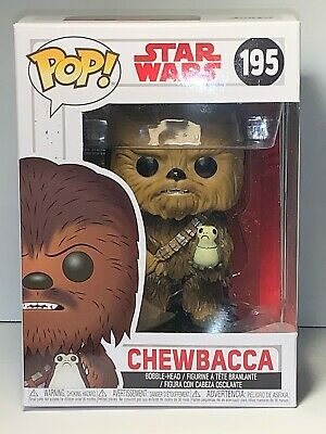 Pop! Star Wars: The Last Jedi - Chewbacca #195