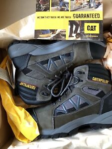 CAT CSA safety boots waterproof brand new