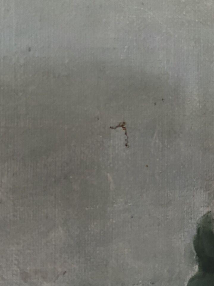 Ölgemälde Ölbild alt antik Imre Földes , Ungarn in Karstädt Prignitz