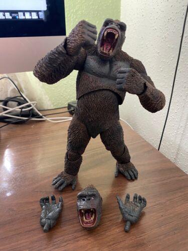 NECA King Kong figure Godzilla