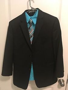 Boys Michael Kors Suit with shirt and tie