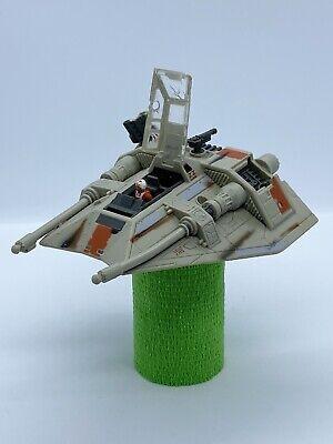 Star Wars Micro Machines Action Fleet Snow Speeder Inc 1 Figure
